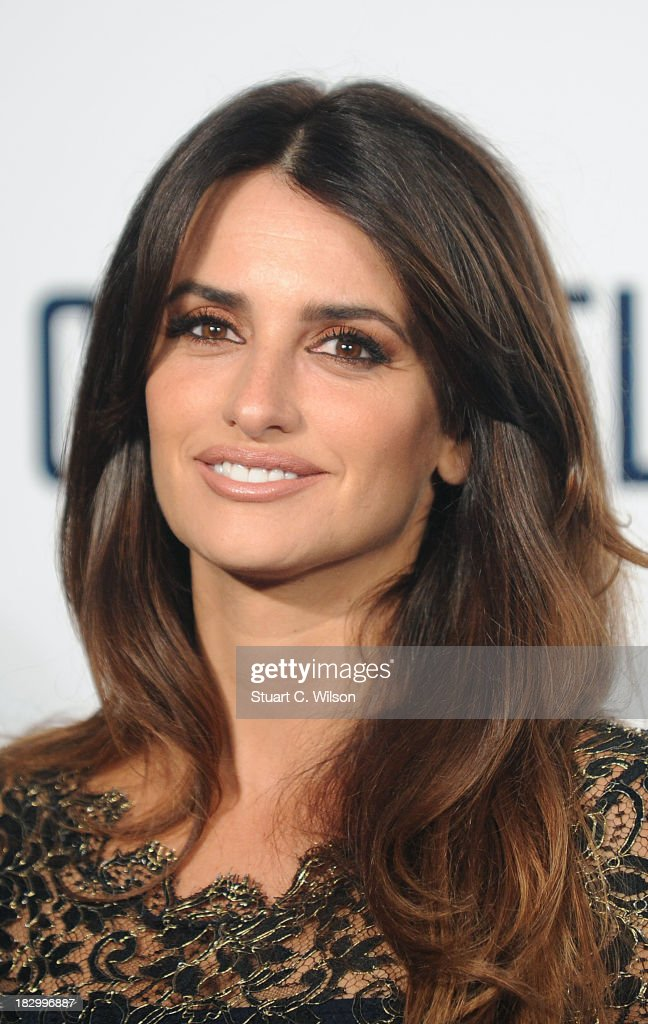 Penelope Cruz attends a special screening of 'The Counselor' at Odeon West End on October 3, 2013 in London, England.