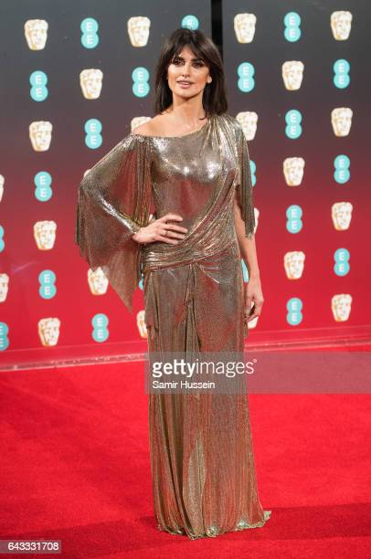 Penelope Cruz attends the 70th EE British Academy Film Awards at Royal Albert Hall on February 12 2017 in London England