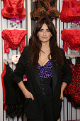 Penelope Cruz attends the opening of the 1st L'Agent by Agent Provocateur London Boutique at L'Agent by Agent Provocateur London Boutique on February...
