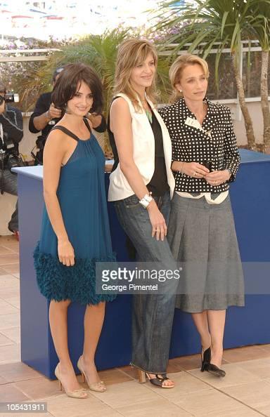 Penelope Cruz Martha Fiennes and Kristin Scott Thomas