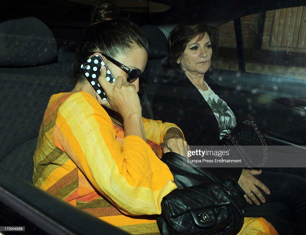 Penelope Cruz And Fami... Penelope Cruz Mother