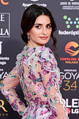 ESP: Swarovski At Goya Cinema Awards 2020