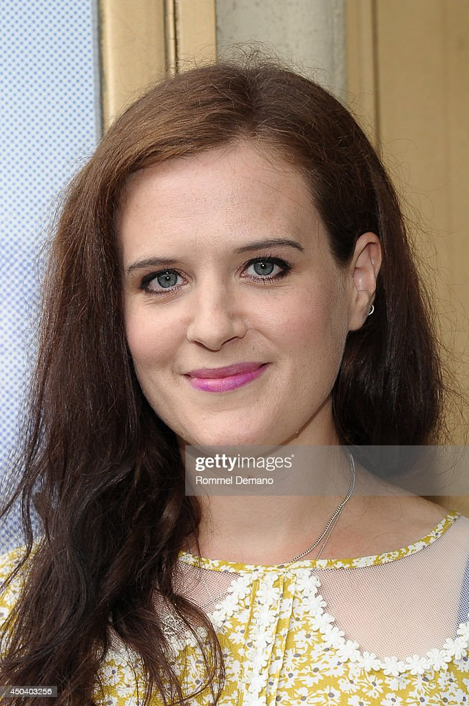 Penelope Skinner attends the 'The Village Bike' Opening Night Arrivals at Lucille Lortel Theatre on June 10, 2014 in New York City.