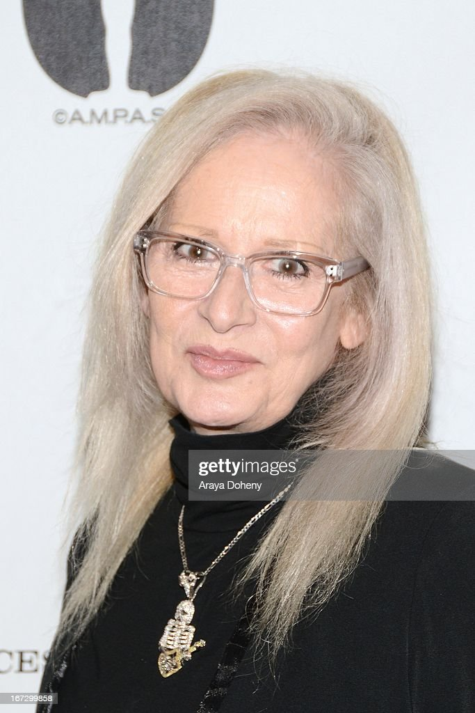 <a gi-track='captionPersonalityLinkClicked' href=/galleries/search?phrase=Penelope+Spheeris&family=editorial&specificpeople=796000 ng-click='$event.stopPropagation()'>Penelope Spheeris</a> attends the Academy of Motion Picture Arts and Sciences hosts a 'Wayne's World' reunion at AMPAS Samuel Goldwyn Theater on April 23, 2013 in Beverly Hills, California.