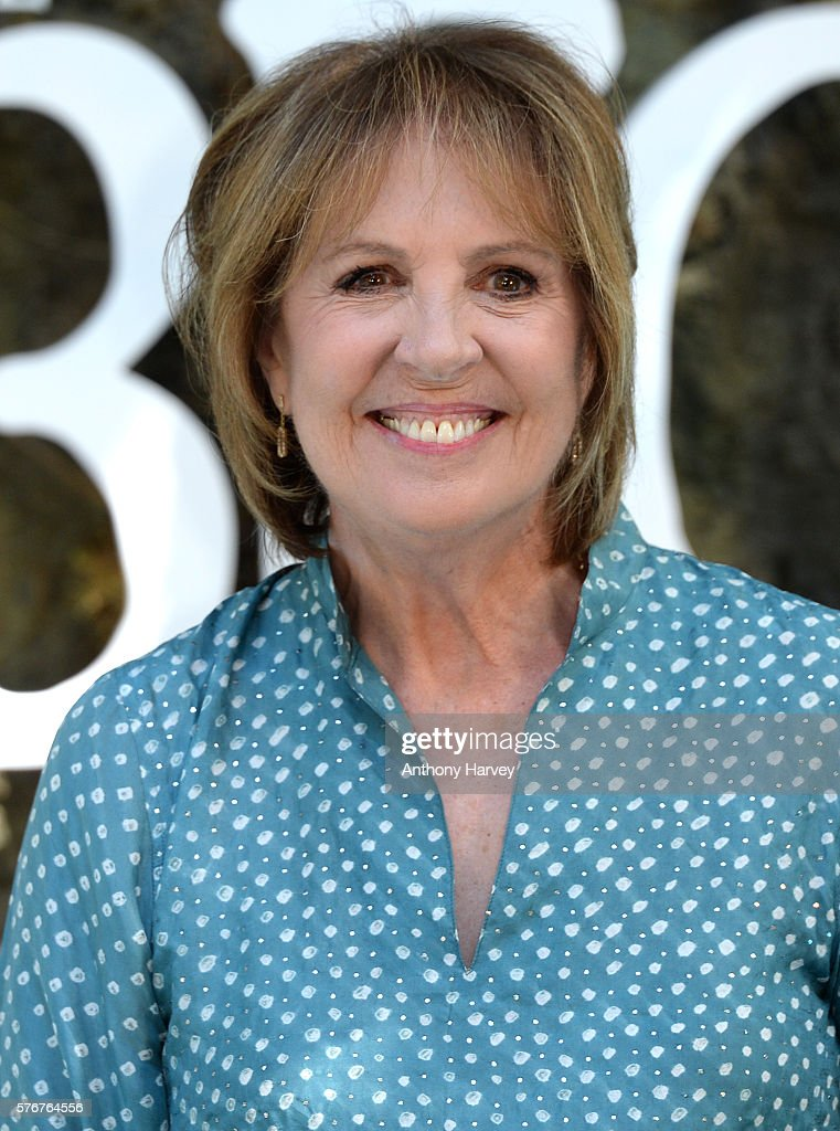 Penelope Wilton attends the UK film premiere of the BFG on July 17, 2016 in London, England.