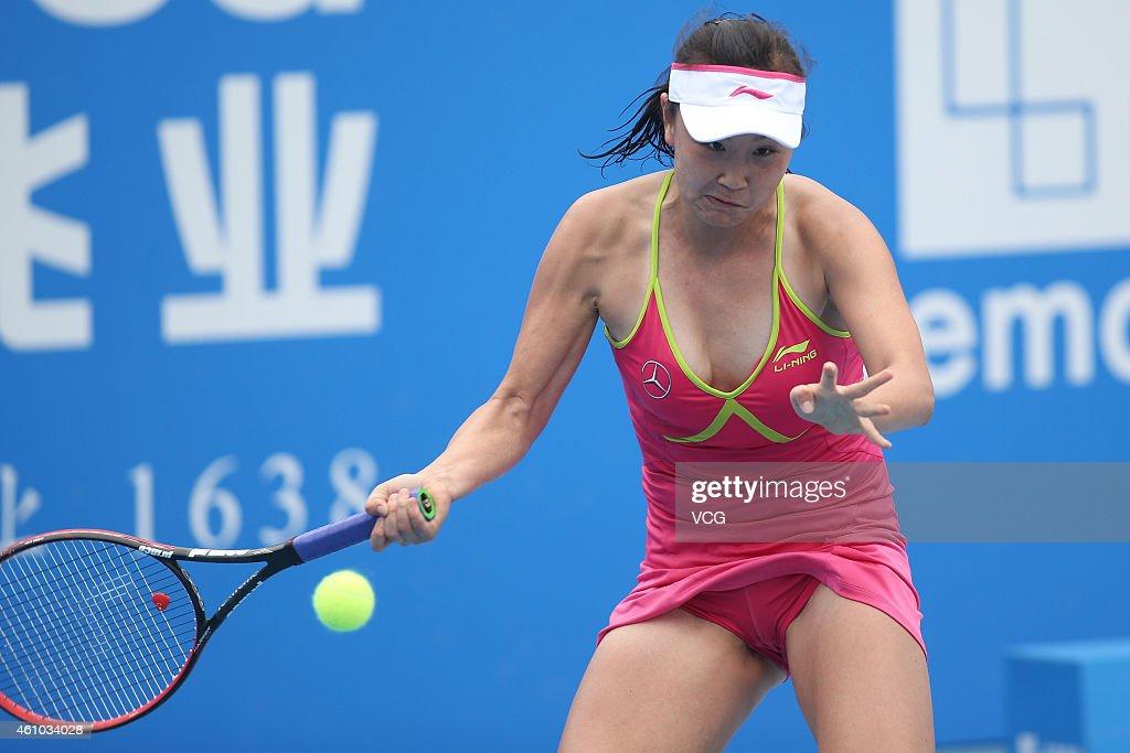WTA Shenzhen Open 2015 - Day 2
