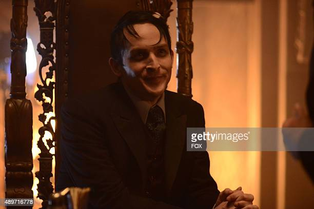 Penguin in the Damned if you Do Season Two premiere of GOTHAM airing Monday Sept 21 on