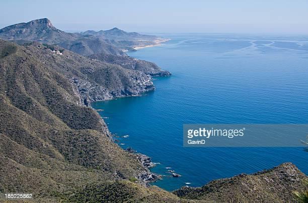 Península al sur de La Manga en Monte de las Cinezas