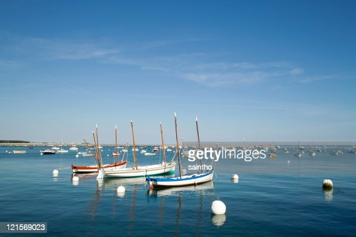 Penmarch Krity In Brittany France Stock Photo