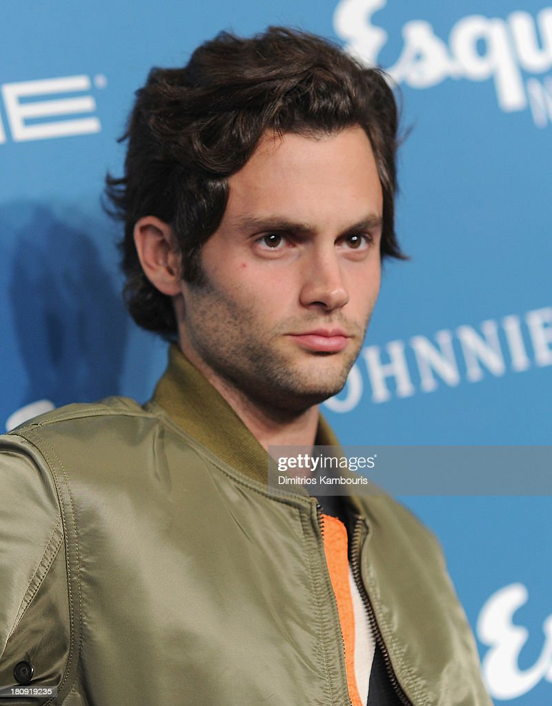 <a gi-track='captionPersonalityLinkClicked' href=/galleries/search?phrase=Penn+Badgley&family=editorial&specificpeople=544488 ng-click='$event.stopPropagation()'>Penn Badgley</a> attends Esquire 80th Anniversary And Esquire Network Launch Celebration at Highline Stages on September 17, 2013 in New York City.