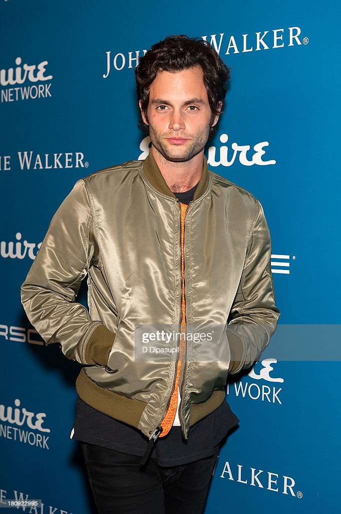 <a gi-track='captionPersonalityLinkClicked' href=/galleries/search?phrase=Penn+Badgley&family=editorial&specificpeople=544488 ng-click='$event.stopPropagation()'>Penn Badgley</a> attends the Esquire 80th Anniversary And Esquire Network Launch Celebration at Highline Stages on September 17, 2013 in New York City.