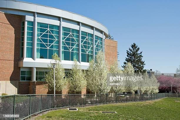 ペンシルバニア州立大学のキャンパス大学の建物