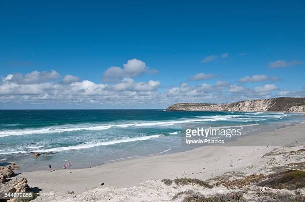 Pennington bay beach in Kangaroo island