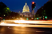 Pennsylvania Ave to US Capitol
