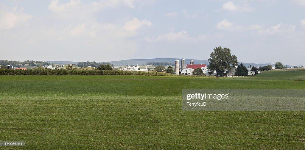 Pennsylvania Dutch Country Farm