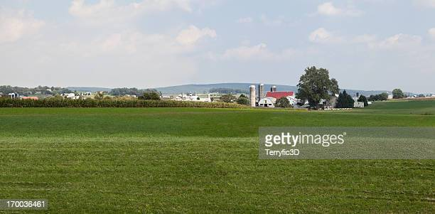 Pennsylvania Dutch Country Farm