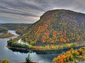 Pennsylvania side of Delaware water Gap