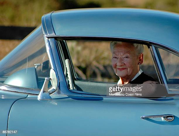 Penny and Her 1958 Corvette