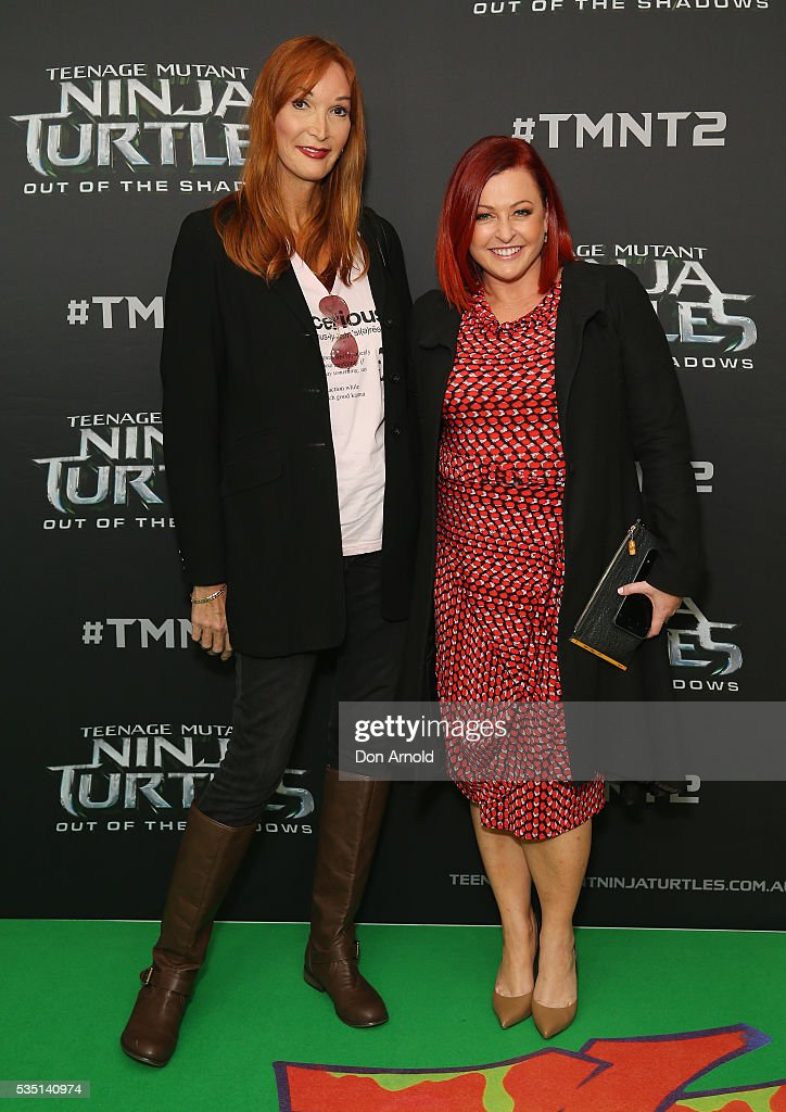 Penny Clifford attends the Australian Premiere of Teenage Mutant Ninja Turtles 2 at Event Cinemas George Street on May 29, 2016 in Sydney, Australia.