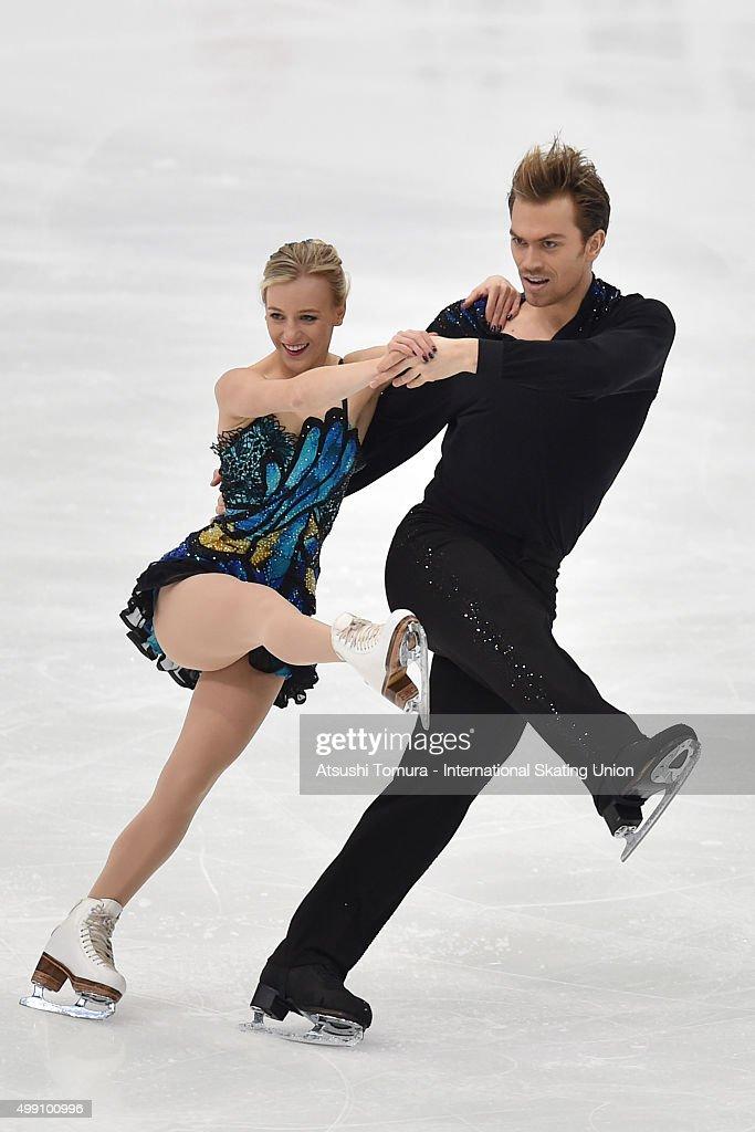 NHK Trophy ISU Grand Prix of Figure Skating 2015 - Day 3