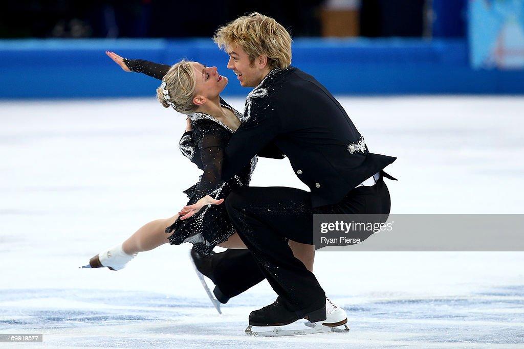 Figure Skating - Winter Olympics Day 10