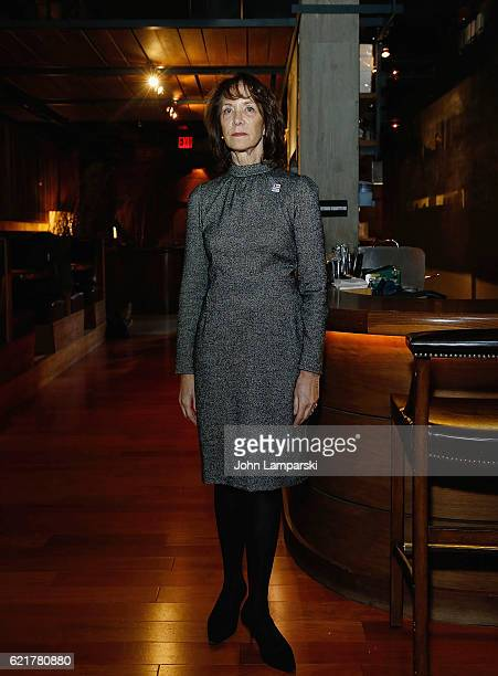 Penny Glazier attends 3rd annual 'Dine Out for Heroes' at Butter on November 8 2016 in New York City