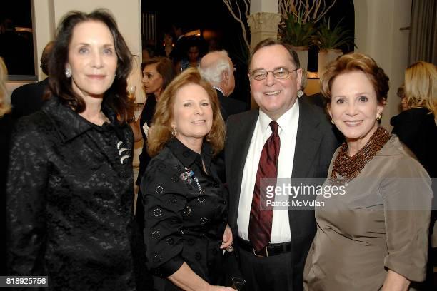 Penny Glazier Sue Sherman Ronald Weintraub and Harriet Weintraub attend THE AMERICAN HOSPITAL OF PARIS FOUNDATION Honors CHEF DANIEL BOULUD at Daniel...