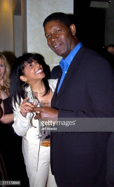 Penny Johnson Jerald and Dennis Haysbert *Exclusive*