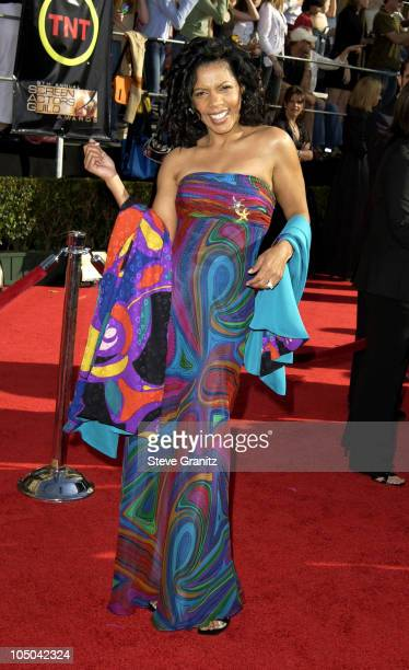 Penny Johnson Jerald during 9th Annual Screen Actors Guild Awards Arrivals at Shrine Exposition Center in Los Angeles California United States