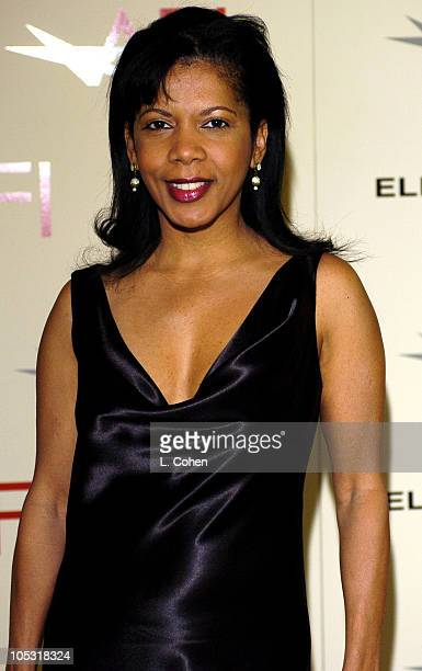 Penny Johnson Jerald during AFI Awards 2003 Luncheon Salutes Film and Television Creative Teams Arrivals at The Four Seasons in Beverly Hills...