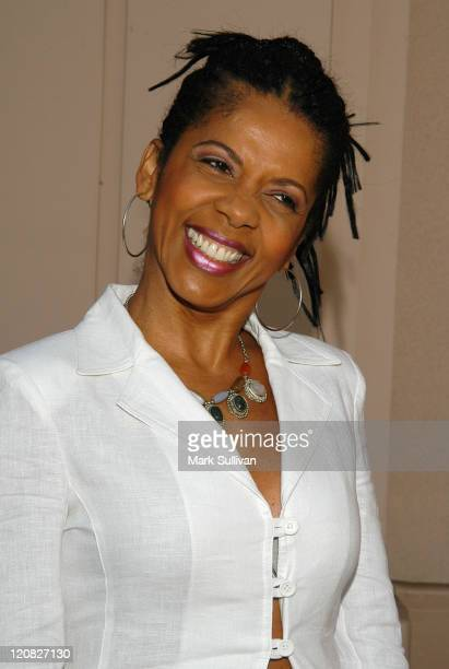 Penny Johnson Jerald during ATAS Cares About Dress For Success Power Friends Power Fashion at The Academy of Television Arts and Sciences in North...