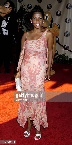Penny Johnson Jerald during DisneyHand Teacher Awards Gala Arrivals at Grand Californian Hotel in Anaheim California United States