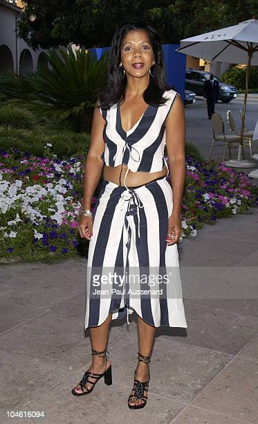 Penny Johnson Jerald during Fox Broadcasting Summer 2002 Press Tour Day 1 at Ritz Carlton Hotel in Pasadena California United States