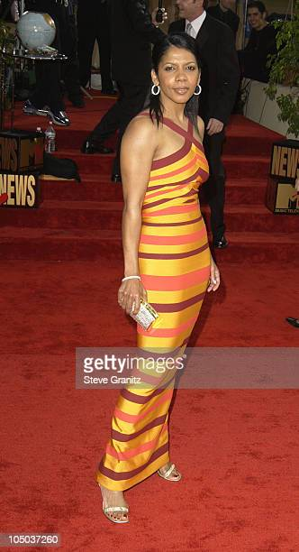 Penny Johnson Jerald during The 60th Annual Golden Globe Awards Arrivals at The Beverly Hilton Hotel in Beverly Hills California United States