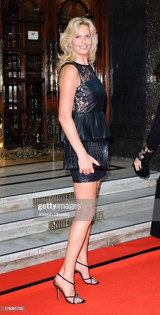 <a gi-track='captionPersonalityLinkClicked' href=/galleries/search?phrase=Penny+Lancaster&family=editorial&specificpeople=202837 ng-click='$event.stopPropagation()'>Penny Lancaster</a> arrives at Brits Icon Awards honouring Sir Elton John at London Palladium on September 2, 2013 in London, England.
