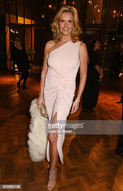 Penny Lancaster attends the 21st National Television Awards at The O2 Arena on January 20 2016 in London England
