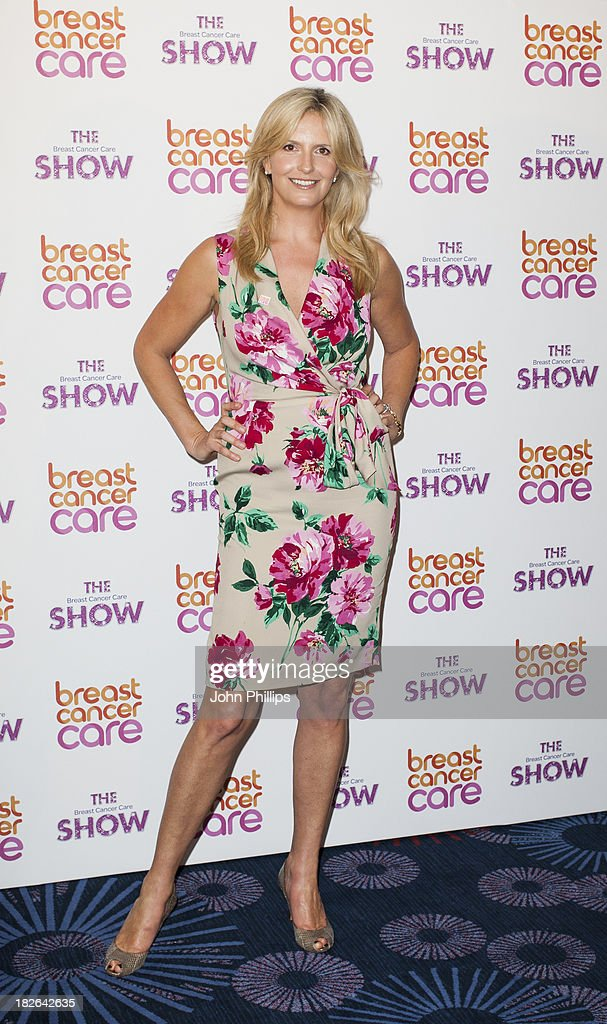 <a gi-track='captionPersonalityLinkClicked' href=/galleries/search?phrase=Penny+Lancaster&family=editorial&specificpeople=202837 ng-click='$event.stopPropagation()'>Penny Lancaster</a> attends the photocall ahead of the Breast Cancer Care Fashion Show at Grosvenor House, on October 2, 2013 in London, England.