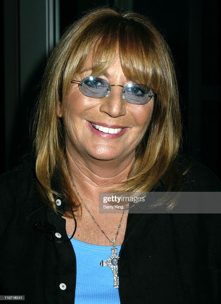 Penny Marshall during Hollywood's Master Storytellers Present 'A League of Their Own' Screening and appearance with Penny Marshall and Lori Petty at Arclight Cinemas in Hollywood, California, United States.