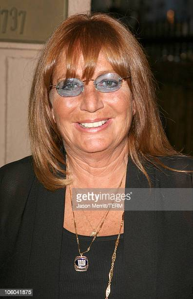 Penny Marshall during Midsummer Night's Dream A Magic Night of Poker Arrivals at The Avalon in Hollywood California United States