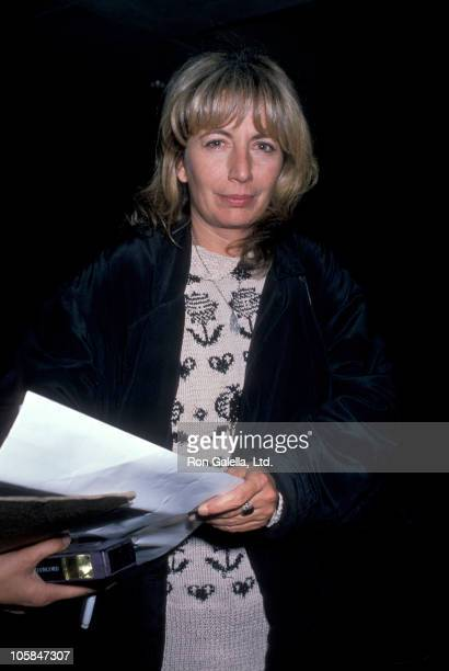 Penny Marshall during Party At The 20/20 Club in Los Angeles November 16 1988 at 20/20 Club in Los Angeles CA United States