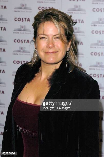 Penny Smith attends the Costa Book of the Year Awards 2006 at the Grosvenor House Hotel in central London