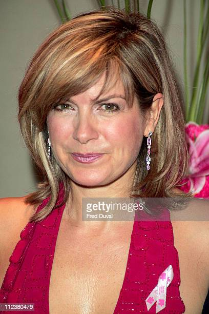 Penny Smith during 11th Annual Pink Ribbon Ball at The Dorchester in London Great Britain
