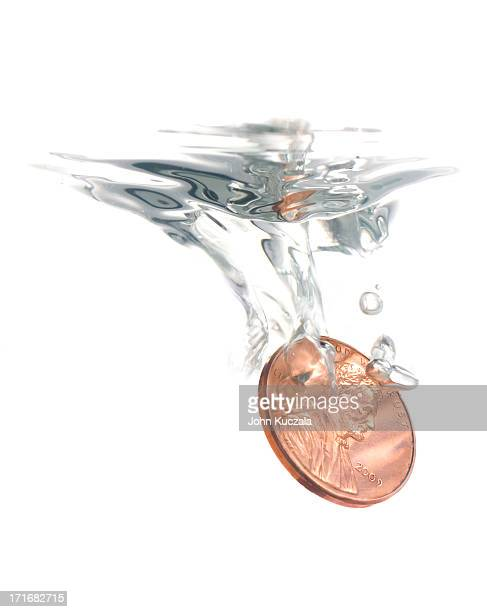 Penny splash