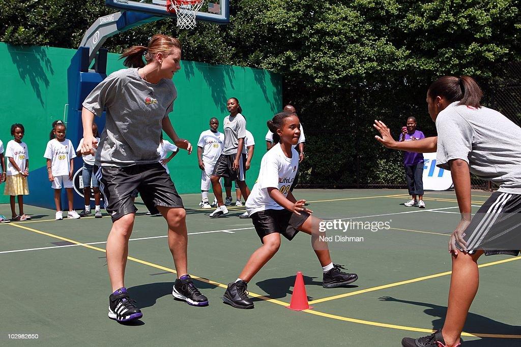 2010 WNBA Community Events