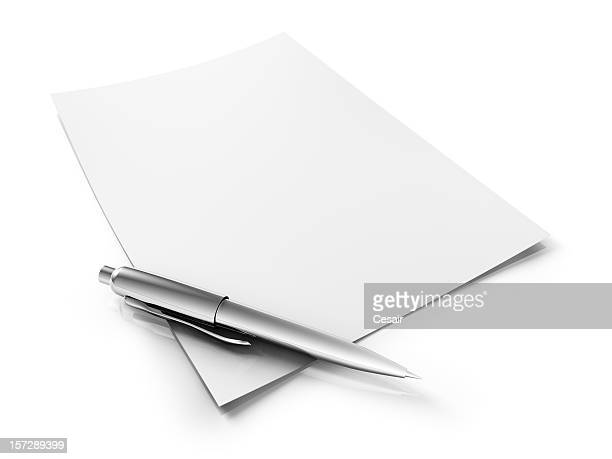 pen & Papierweiß