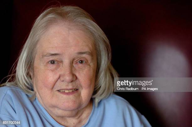 Pensioner Joan Harpin at home in Clacton Essex Monday April 3 2006 A 48yearold policeman was facing a lengthy jail term today after being convicted...