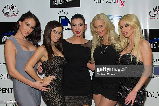 Penthouse Pet of the Year runnerup Ryan Keely Penthouse Pet of the Year 2010 Taylor Vixen hostess Penthouse Pet Phoenix Marie and Penthouse Pet of...