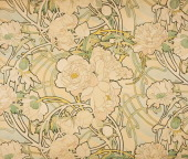 Peonies 1897 Found in the collection of the A Mucha Museum Prague