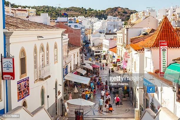 People, Albufeira, Algarve, Portugal