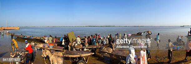 People Along the Niger River